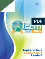 SCM Pro Brochure
