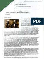 When Dickens Met Dostoevsky - Eric Naiman