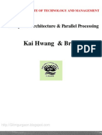 Computer Architecture by Kai Hwang 