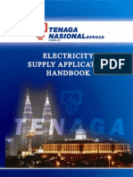 20099816 TNB Electricity Supply Application Handbook ESAH