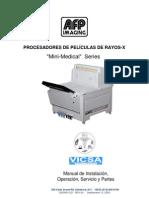 PROCESADORES DE PELÍCULAS DE RAYOS