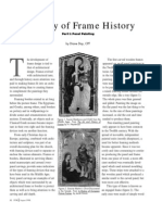 Survey of Picture Framing History