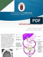 6.1. Metabolismo de Lipidos