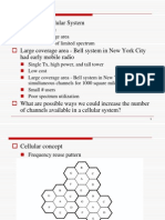 The Cellular Concept - System Design Fundamental