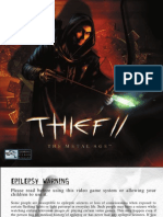 Thief 2 the Metal Age Manual