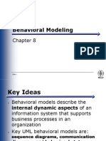 08 - Behavioral Modeling