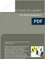 Clase 6 Estructura de Grupo