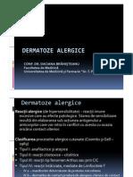 Dermatoze Alergice MG Nov 2010