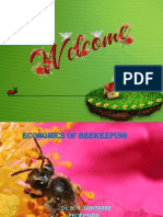 economics of beekeping