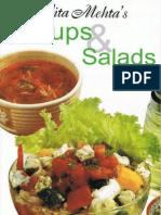 Nita Mehta Soup and Salad