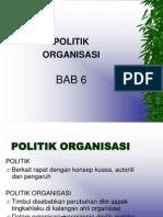 Politik Organisasi