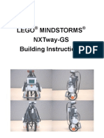 NXTway-GS Building Instructions