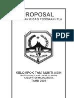 PROPOSAL BANTUAN KELOMPOK TANI.doc