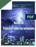 Manuel de Protection Contre Les Surtensions