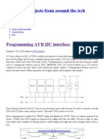 Programming AVR I2C Interface _ Embedded Projects From Around the Web