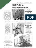 Babylon and the European Union