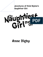 The Naughtiest Girl Marches on - Excerpt