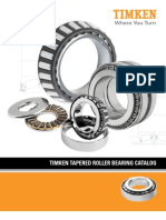 Tapered Roller Bearing Catalog