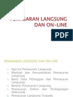 Pemasaran Langsung Dan on-Line_2