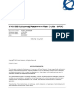 Access Parameter Guide