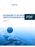 Staff Virtual White Paper on Outsourcing Companies in the Philippines