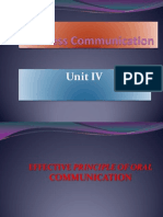 Lecture PPTs Business Communication Unit IV BBA
