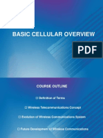 Cellular Overview