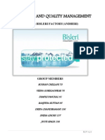Bisleri Buk Report