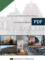 Latvia and the European Union