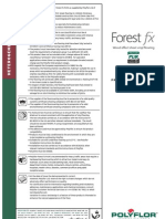 Forest Fx Product Spec