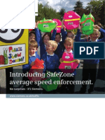 Siemens SafeZone Speed Cameras