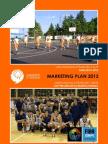 Marketing Plan 2012