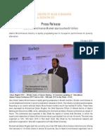 Press Release on Islamic Microfinance