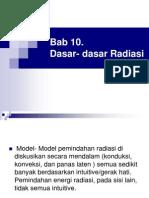 Bab 10 Dasar Dasar Radiasi