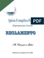 REGLAMENTO JUVENIL IEP