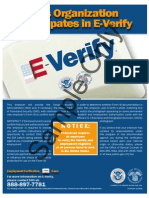 E-Verify Poster V08-08 Standard English