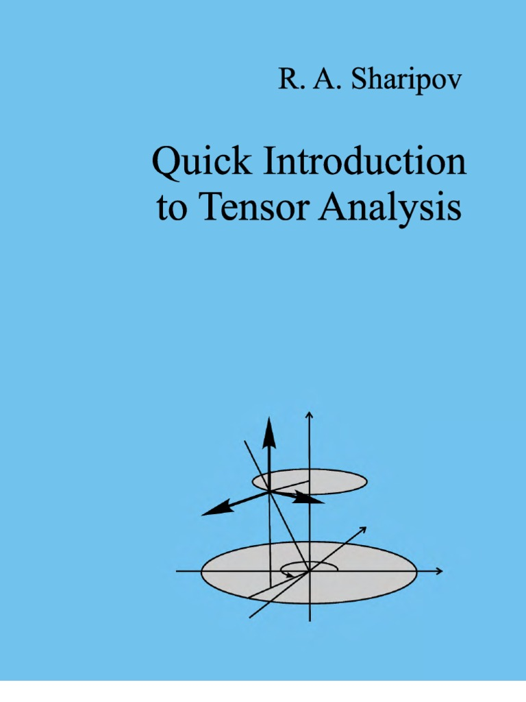 Books on tensor analysis