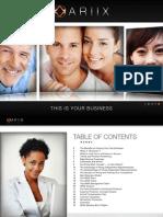 business brochure ebook