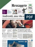 Il Messaggero 07.05.2013 (Morte Andreotti)