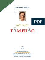 MOT PHUT TAM PHAO, Lm. Anthony De Mello SJ