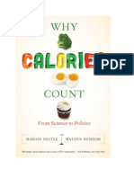 "Excerpt from ""Why Calories Count"" by Marion Nestle"