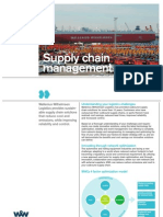 Fact Sheet Supply Chain