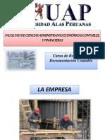 Documentacion Empresarial Unidad II