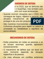 12. Mecanismos de Defesa