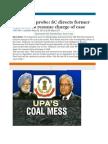 Coal Scam Probe Supreme Court