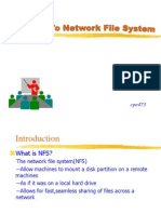 NFS Services Administrator's Guide HP-UX 11i Version 3