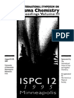 Mechanism of Heterogeneouse Stages of Plasma Polymerization of Fluorocarbons ISPC-12 1995 G Vinogradov