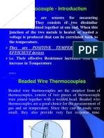 Thermocouple s