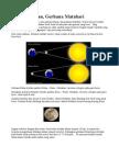 Gerhana Bulan & Matahari.odt