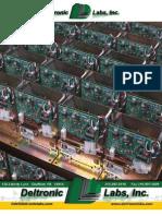 DL 1275 DL4 S S Ticket Dispenser Manual